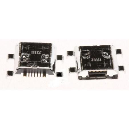 CONECTOR MICRO USB2.0 3722003531 B HEMBRA