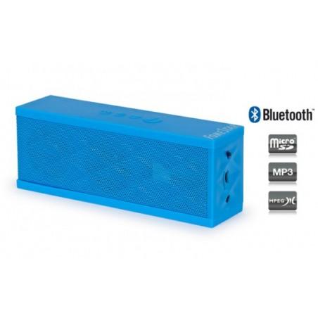 ALTAVOZ CON BLUETOOTH Y USB 2X3W BSD50A