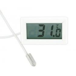TERMÓMETRO DIGITAL LCD -50ºC +70ºC 11815