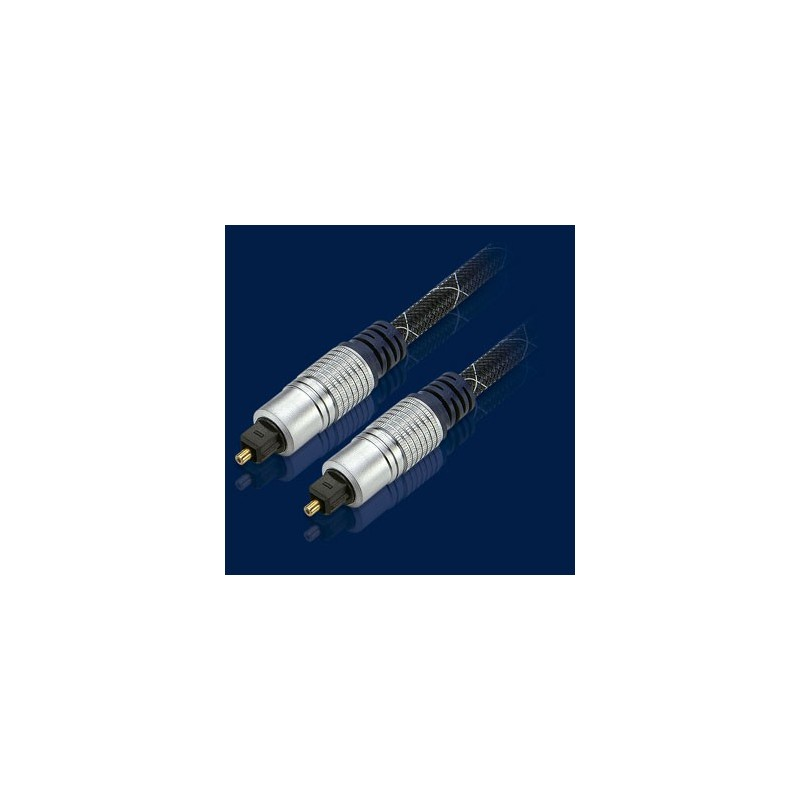 CONEXION HT OPTICAL TOSLINK-TOSLINK 10M 27050