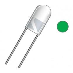DIODO LED 5mm TRANSPARENTE...