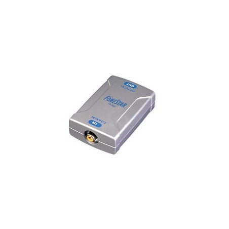 CONVERTIDOR DIGITAL COAXIAL A OPTICA FO365