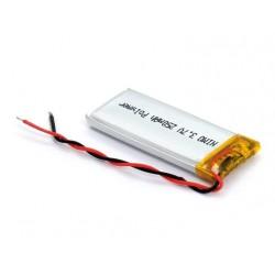 Battery 3.7V 250mAh LI-POL...