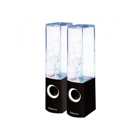 ALTAVOCES PC 2.0 DANCING 6W USB N. OME42767