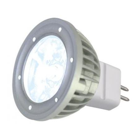 LAMPARA DICROICA LED AMARILLA GU10