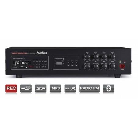 AMPLIFICADOR 120W USB RADIO MA125RGUB